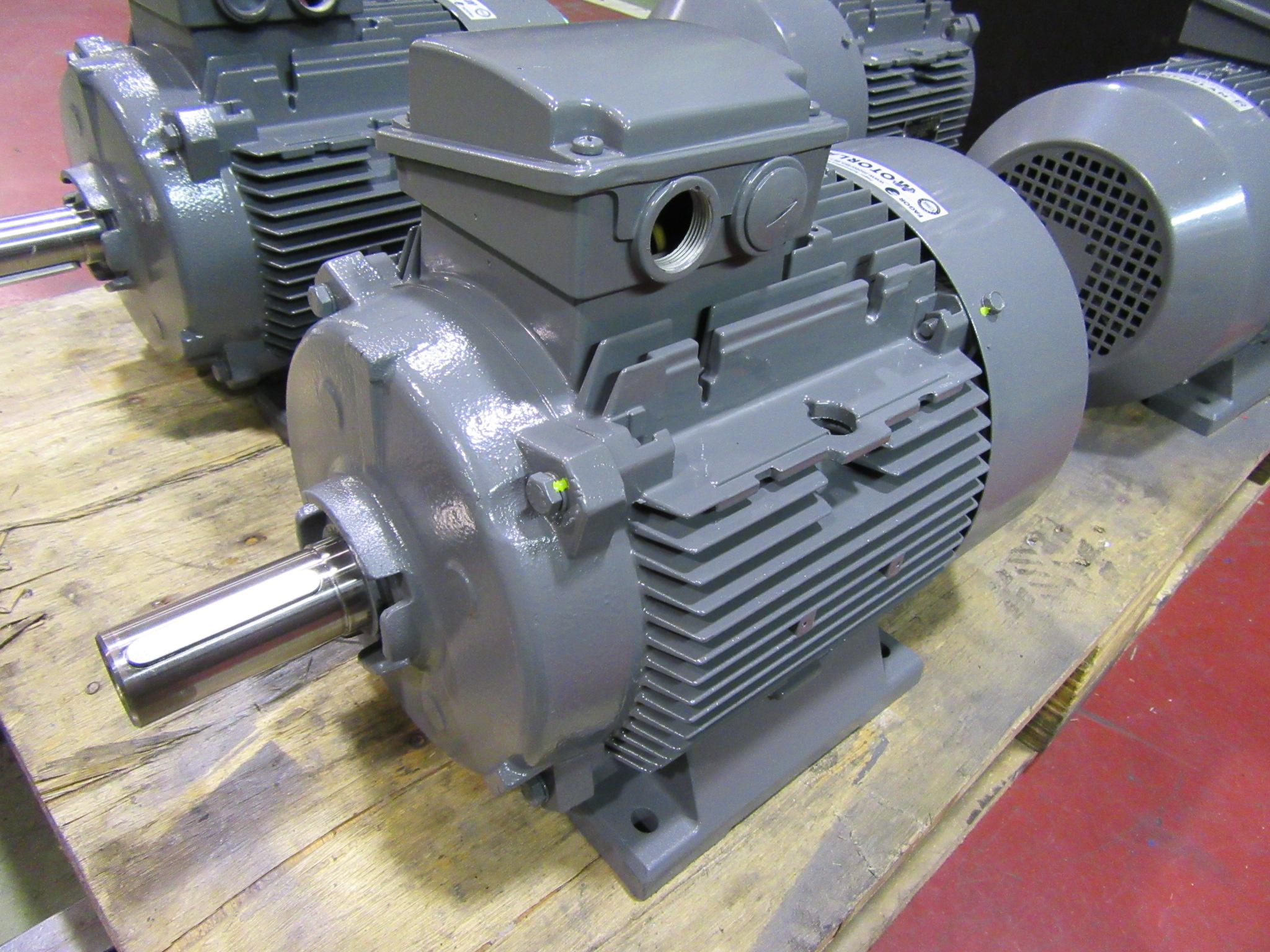 Motor C A Aeg 7 5 Kw 1 500 Rpm Motorlan