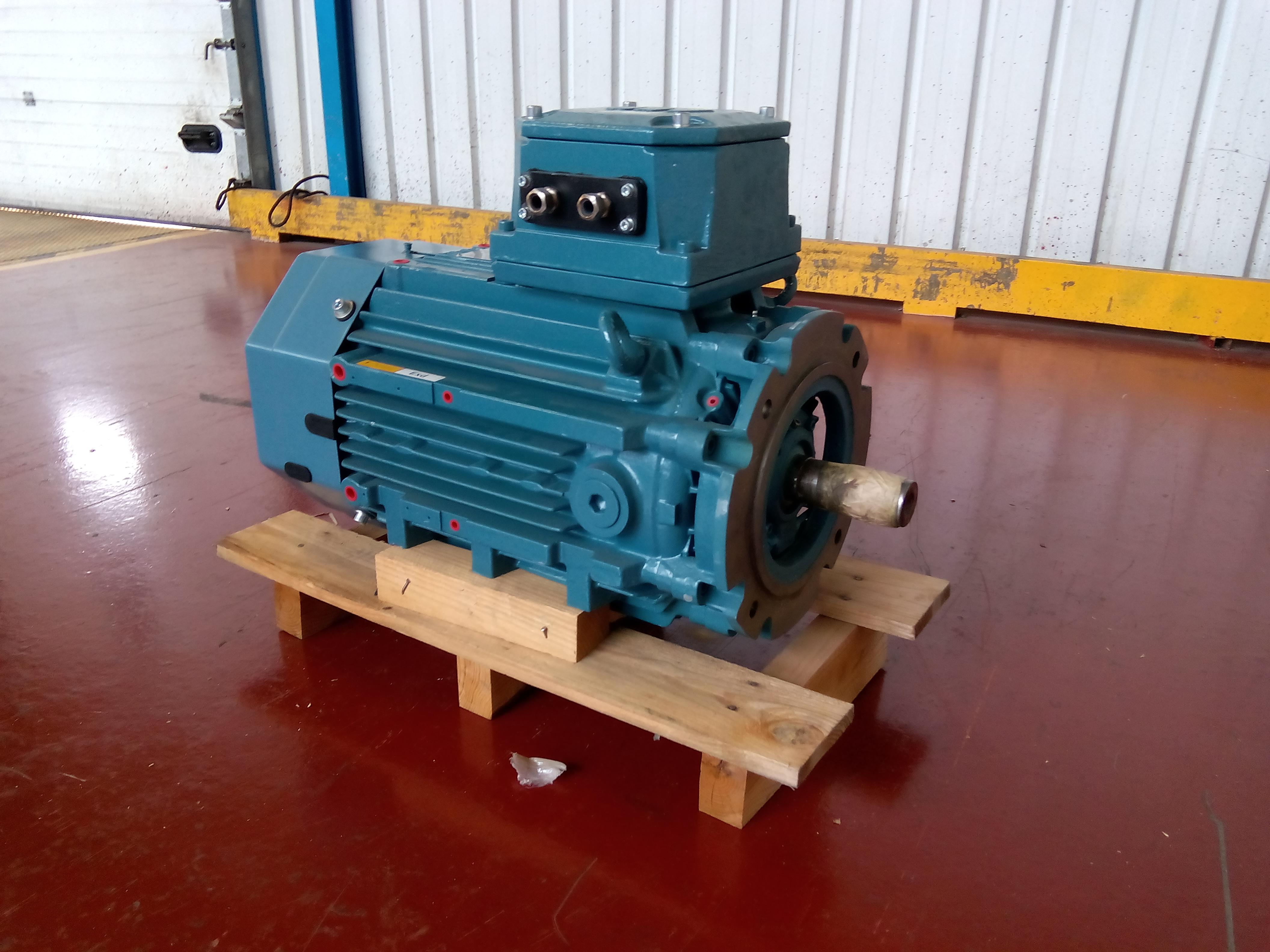 Motor C A Atex Abb M3kp 180mlb 8 Motorlan