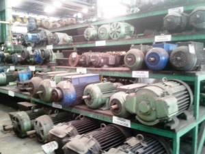 motores retirados repuestos
